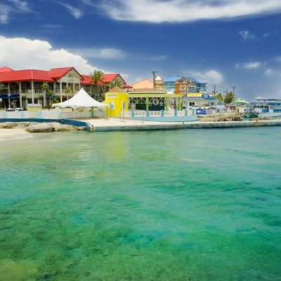 24 hours in Grand Cayman